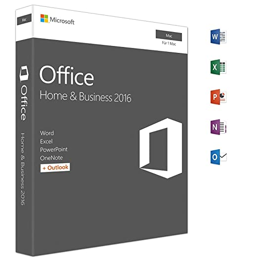 Microsoft Office 2016 version Macintosh
