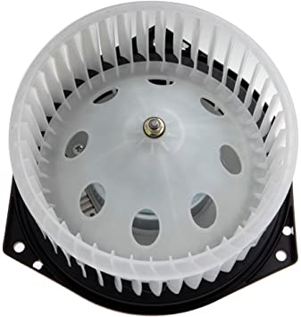 27225-JK61A Heater Blower motor W//Fan Car ABS Plastic For Infiniti//Nissan