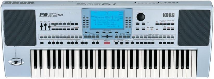 KORG PA50 Sd Professional: Amazon.es: Instrumentos musicales