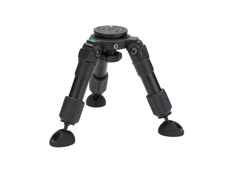 Induro三脚472 – 075 lfb75s 75 mm Dr hi-hat卓上三脚セット(ブラック)   B009JZ05SY