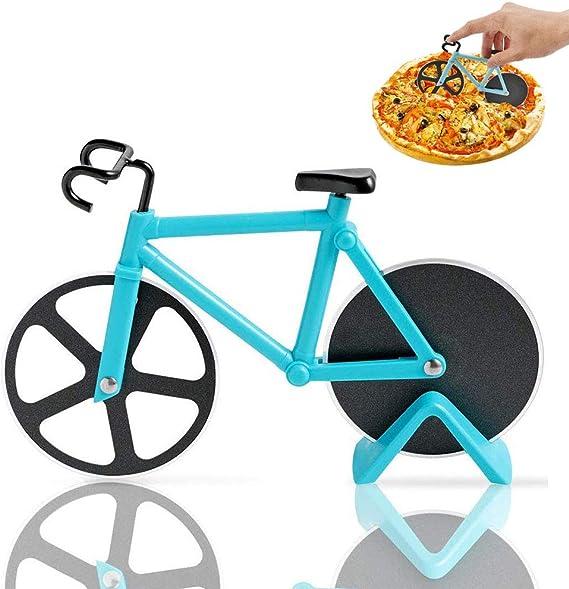 Cuchillo Para Pizza Para Bicicletas, Cuchillo Para Pizza Doble De ...