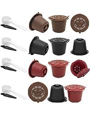 Matefield Cápsulas Filtros de Café Filtro Reutilizable de la cápsula del café para la máquina del