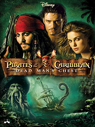 - Pirates Of The Caribbean: Dead Man's Chest