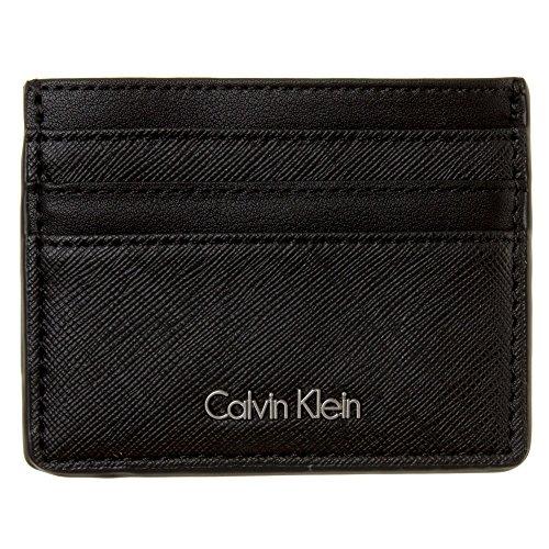 Calvin Klein Marissa Cardholder Womens Purse Black