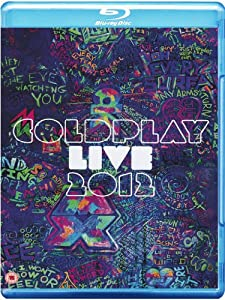 Cover Image for 'Coldplay: Live 2012 (CD/Blu-Ray)'