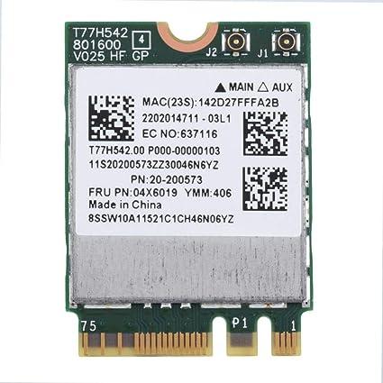 Amazon.com: ASHATA WiFi Card, Dual Band 2.4G/5G 433Mpbs ...
