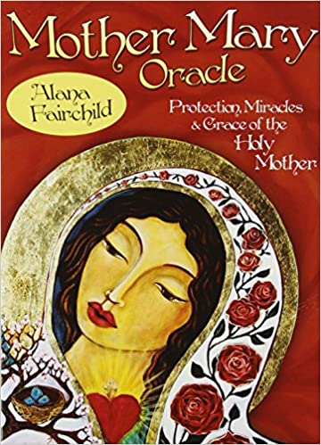 amazon mother mary oracle protection miracles grace of the