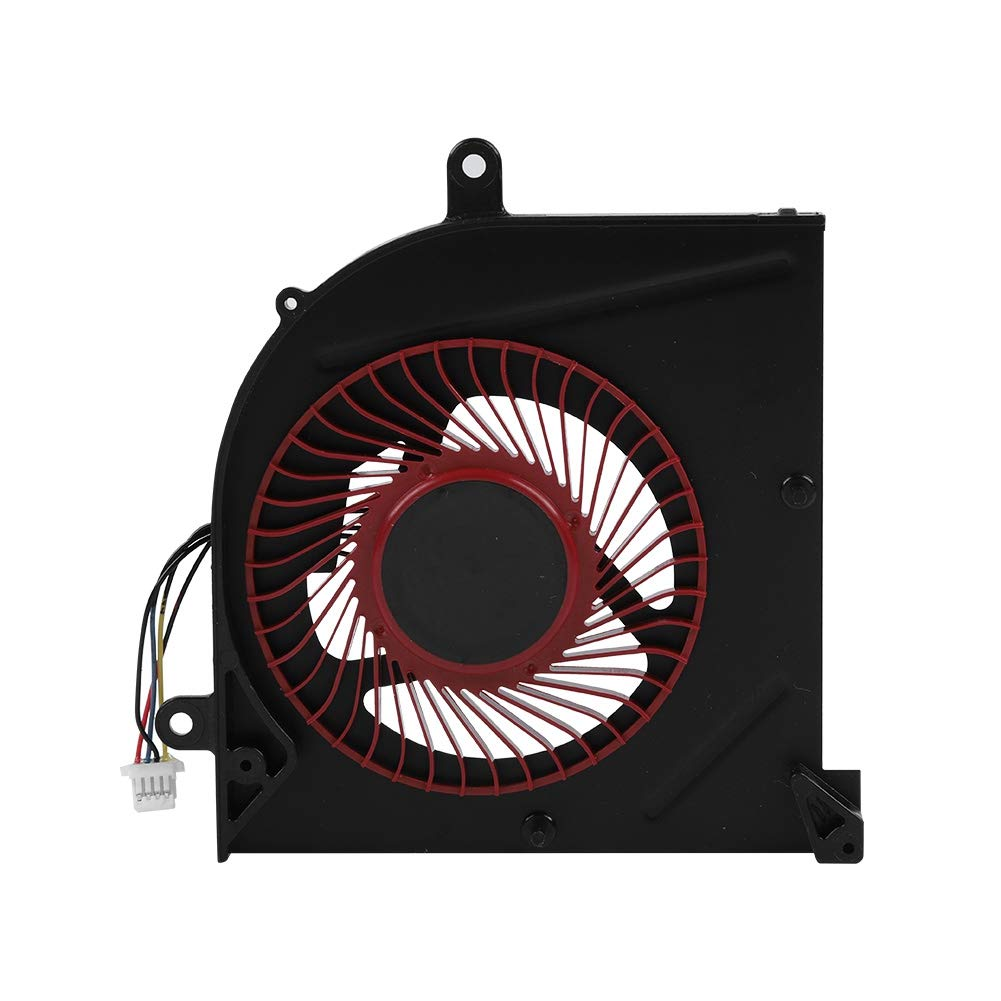 Pokerty PC Cooling Fan New GPU Cooling Fan for MSI GS63VR GS73VR Stealth Pro MS-16K2 MS-17B1