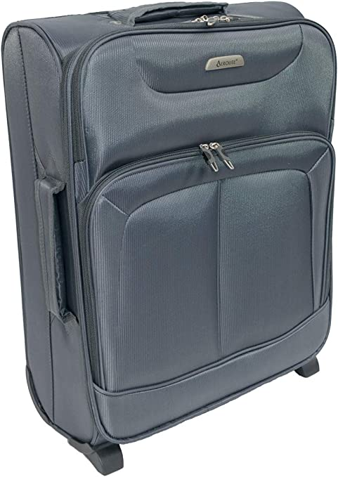 Aerolite Bagage Cabine 55 X 40 X 20 Cm 2 Roues Bagage A Main
