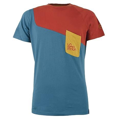 aa3c56f67a2eaa Amazon.com   La Sportiva Men s Climbique T-Shirt - Rock Climbing ...