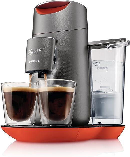 Philips Senseo Twist - Cafetera de monodosis (selector de ...