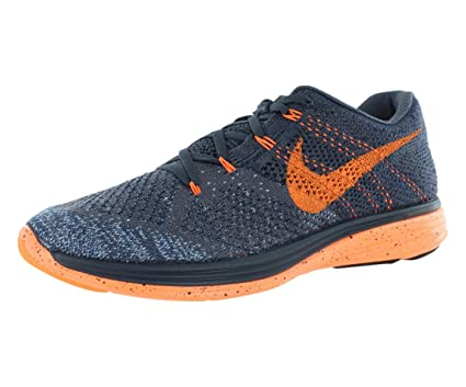 224f45695147 Image Unavailable. Image not available for. Color  Nike Men s Flyknit Lunar3  ...