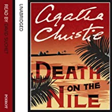 Death on the Nile Audiobook by Agatha Christie Narrated by David Suchet