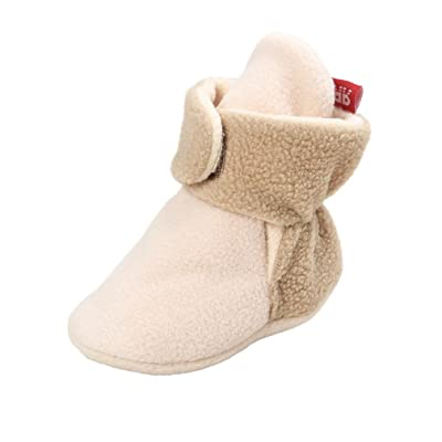 Baby Boys Girls' Winter Floor Boots Outdoor Fashion Boots with Velcro by Vibola by Vibola