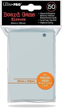 Ultra Pro- Fundas para Cartas, Color Transparente (E-82660): Amazon.es: Juguetes y juegos