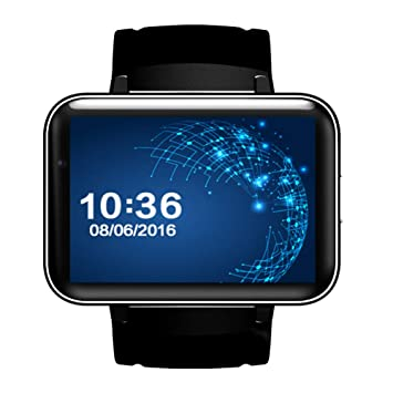 ZCPWJS Pulsera Inteligente DM98 Smart Watch Android Pantalla ...