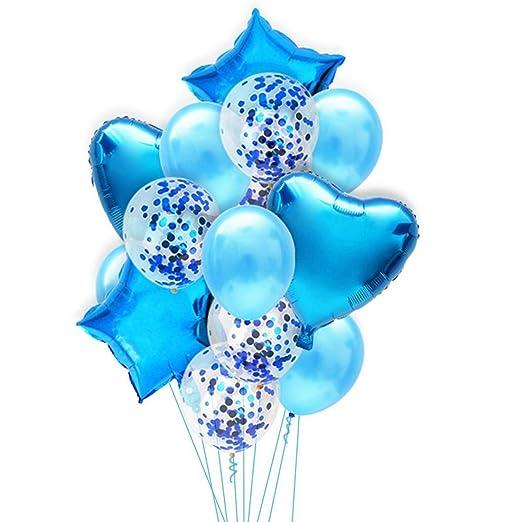 ATezi - Figura Decorativa para 2 cumpleaños, diseño con ...