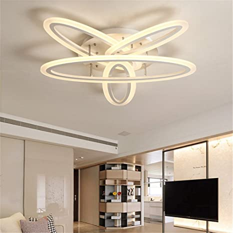 Modern Led Ceiling Lights for Living Room Bedroom Lamparas ...