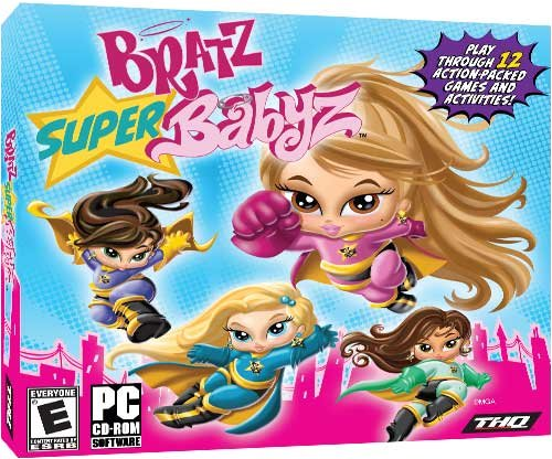 Bratz Super Babyz (JC) - PC ()