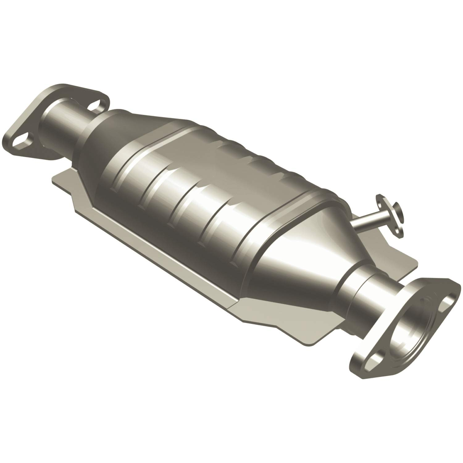 Direct-Fit Catalytic Converter AB Catalytic 6122 Non C.A.R.B. Compliant