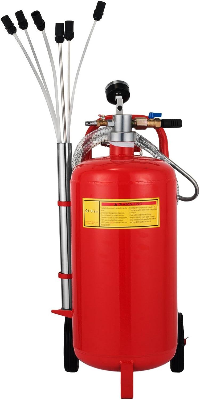 Succebuy - Recogedor de Aceite de Vaciado, Extractor neumático con ...