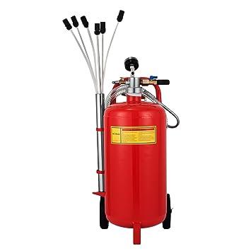 bananab Extractor de aceite de 5 gallonen/22.7 litros de aceite. Garage Extractor Drain