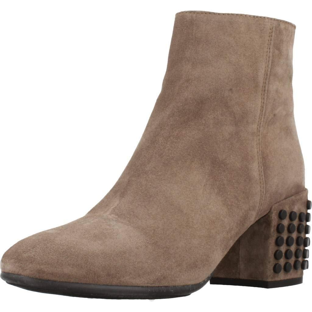ALPE Stiefelleten Stiefel Damen, Farbe Hellbraun, Marke, Modell Modell Modell Stiefelleten Stiefel Damen 3666 11 Hellbraun 3842c4