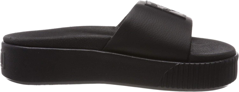 PUMA Platform Slide WNS Chaussures de Plage /& Piscine Femme