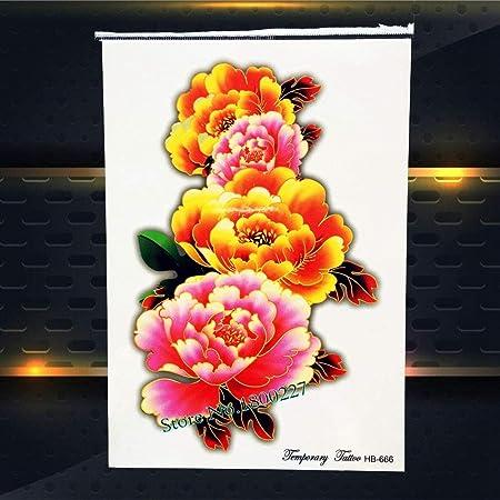 Zhuhuimin 5 Unidades/Set Bestia Tailandia Budismo Tatuaje a Prueba ...