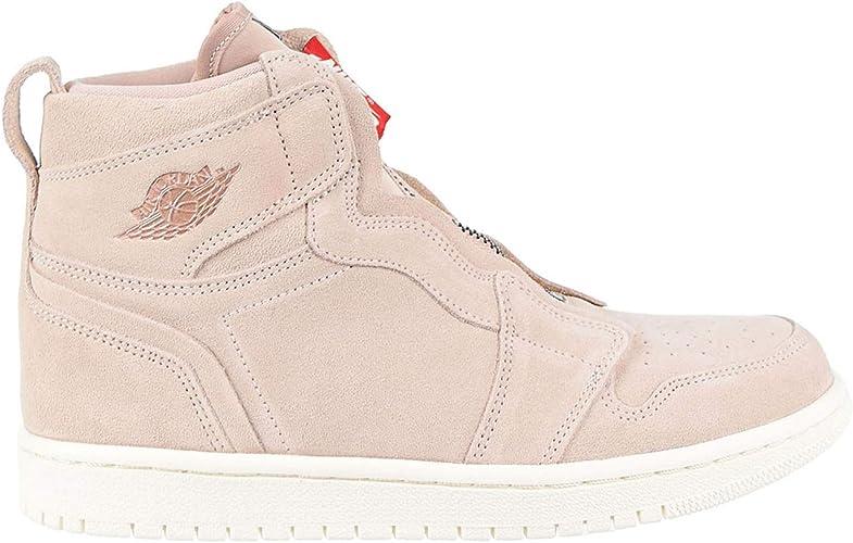 Amazon.com: Jordan Nike Air 1 alta cierre de cremallera ...