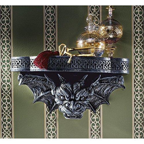 Review Design Toscano The Gargoyle's Perch Sculptural Wall Shelf By Design Toscano by Design Toscano