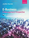 Ebusiness: A Management Perspective