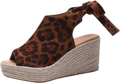 EDTO Women Comfy Platform Sandal Shoes