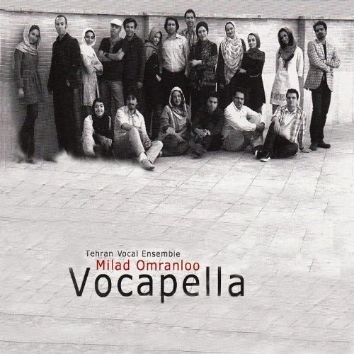 Vocapella(Persian Vocal pieces)