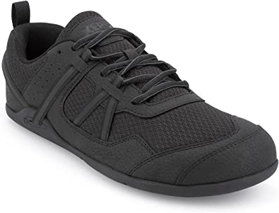 Xero Shoes Prio - Men's Minimalist Barefoot Trail and Road Running Shoe - Fitness, Athletic Zero Drop Sneaker