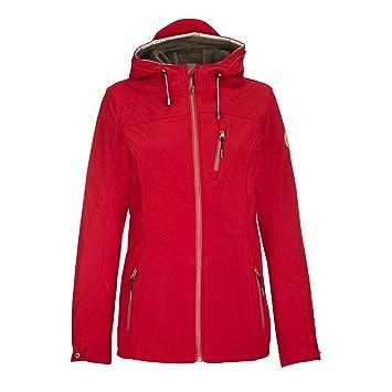 Auf Abstand verschiedenes Design Bestbewerteter Rabatt Killtec Kilema Winter Softshelljacke Damen Rot: Amazon.de ...
