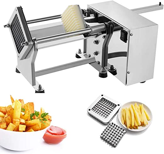 Sweet Potato French Fry Cutter Stainless Steel Weston Potato Slicer Vegetable