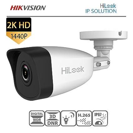 Hikvision IP Camera 2K Super HD Cámara de Vigilancia 4MP Cámara de Seguridad CCTV Cámara de