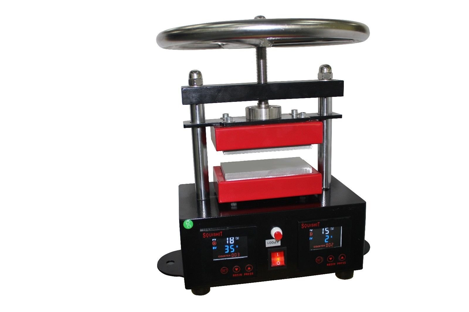 Rosin Press Machine Heating Plates (2.4'' x 4.7'' ) 110V /220V