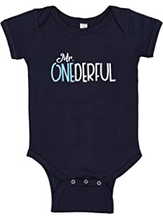 Panoware Baby Boy First Birthday Outfit Onesie