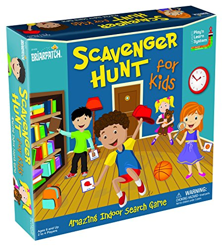 Scavenger Hunt for Kids (Best Scavenger Hunt Items)