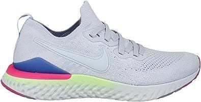 Amazon.com: Nike Epic React Flyknit 2 Bq8928-453 ...