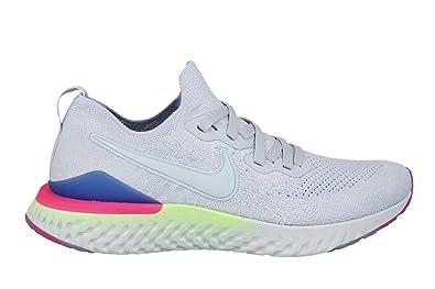 69a795bb645c7 Amazon.com | Nike Epic React Flyknit 2 Mens Bq8928-453 | Road Running