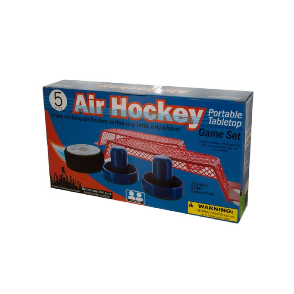 Daily Basic Party Portable Tabletop Air Hockey Game Set by Daily Basic