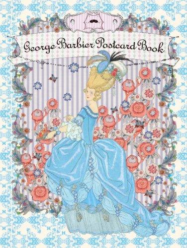 バルビエのポストカードブック