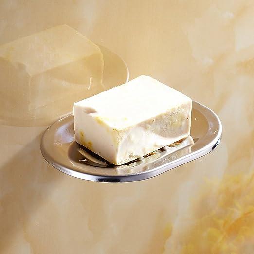 Jabonera lsoap Caja Viaje accesorios de baño Cocina Metal ...