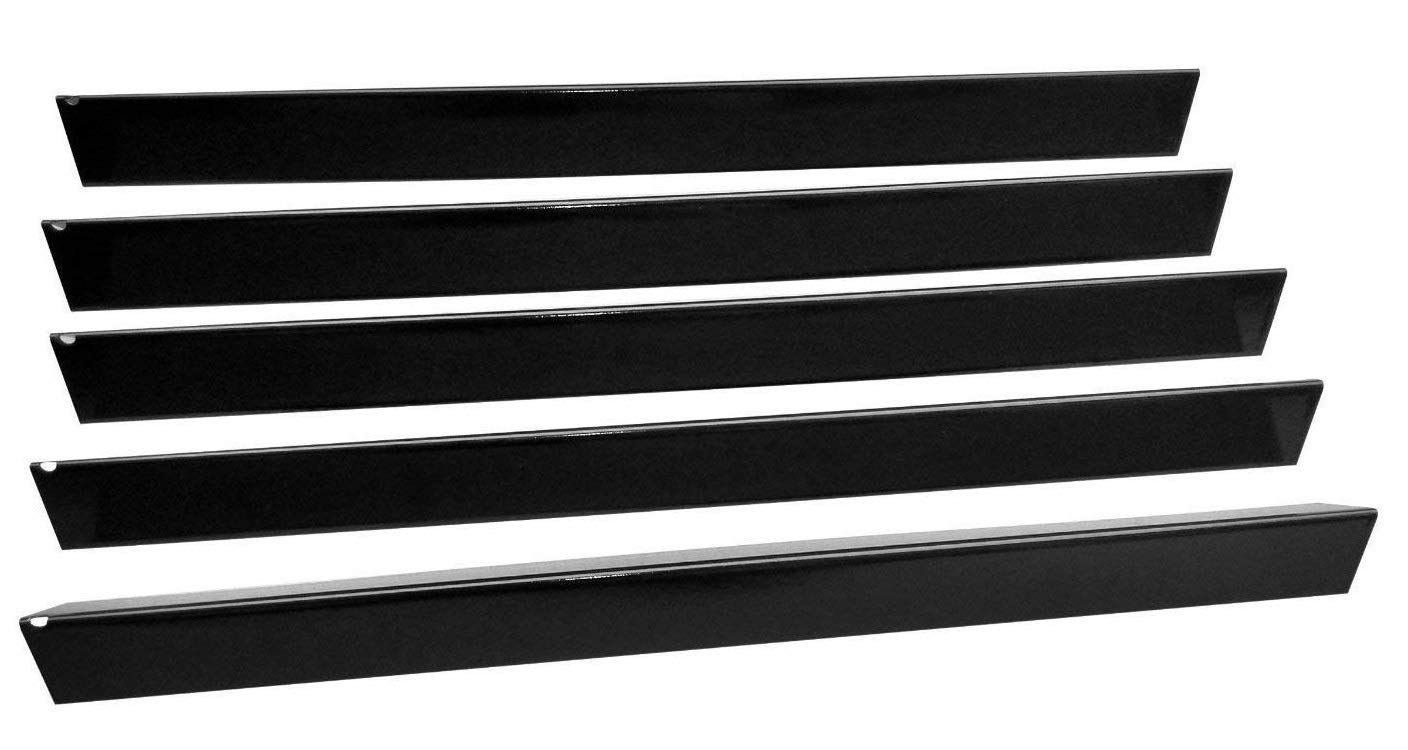 Hongso 21.5'' Flavorizer Bars Replacement for Weber Spirit 200 Series (with Side Mounted Control Panel), Spirit 500, Genesis Silver A Gas Grills (Compared to The Weber 7534 7535 65902 Flavorizer Bars)