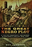 The Great Negro Plot, Mat Johnson, 1582340994
