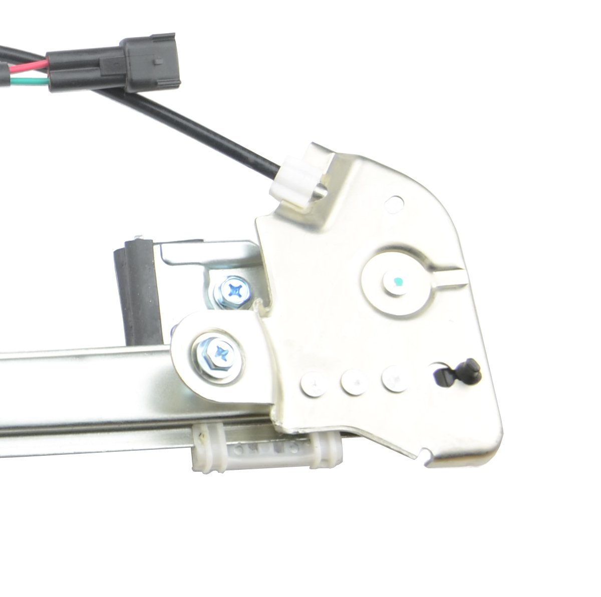 Front Left Driver Side Power Window Regulator and Motor Assembly for Ford F-150 2004-2008 Standard or Crew Cab