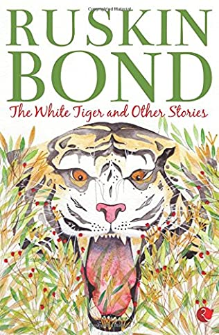 book cover of The White Tiger